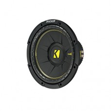 "Kicker 44CWCD104 10"" Car Audio Subwoofer Dual 4ohm Voice Coil - 300w RMS"