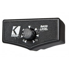 Kicker KA10ZXRC Remote Bass Controller for IX / ZX / KX / DX / ZXM Amplifiers