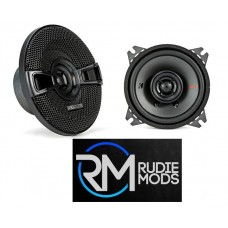 """Kicker 44KSC404 Car Audio KS 4"""" (100 mm) Coaxial Speaker System 75w"""