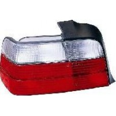 BMW E36 4dr rear tailight lens PASSENGER