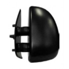 Citroen 98-06 Manual Black Wing Mirror DRIVER