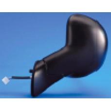 Fiat MULTIPLA 00> Electric Black Wing Mirror PASSENGER