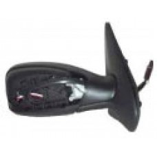 Peugeot 306 93-02 Electric Primed Wing Mirror DRIVER