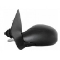 Peugeot 206 98-06 Manual Black Wing Mirror PASSENGER