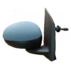 Citroen C1 05> Manual Primed Wing Mirror DRIVER