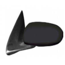 Nissan ALMERA 00-06 Manual Black Wing Mirror DRIVER
