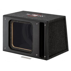 "MTX AUDIO MTXSLH10SU Single 10"" Square Unloaded SledgeHammer Enc"