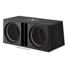 "MTX AUDIO MTXSLH12X2U Dual 12"" Unloaded SledgeHammer Enclosure"