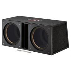 "MTX AUDIO MTXSLH15X2U Dual 15"" Unloaded SledgeHammer Enclosure"