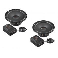 "Match 6.5"" custom fit component speaker upgrade For Scirocco MK3 , PoloMK5 , Golf MK6 MK7"