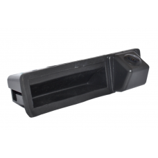 MotorMax Audi A8 2005 On Aftermarket Tailgate Handle Reversing Camera