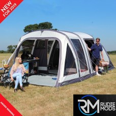 Outdoor Revolution Airedale 5 Berth Inflatable Family Tunnel Tent