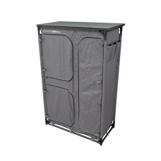 Outdoor Revolution Camp Premium Wardrobe Collapsible Storage Area