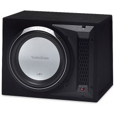 "Rockford Fosgate P1L-1X12 Punch P1 12"" Ported Enclosed Subwoofer"