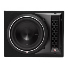 "Rockford Fosgate P3-1X10 Single P3 10"" Loaded Enclosure"