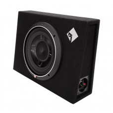 "Rockford Fosgate P3S-1X10 10"" Car Subwoofer Slim in Box 300w RMS"