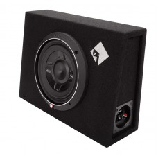 "Rockford Fosgate P3S-1X8 8"" Car Subwoofer Slim in Box 150w RMS"