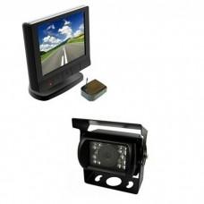 "Parksafe PS006C10W Car Van 3.5\"" Parking Wireless Monitor Camera"