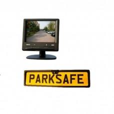 "Parksafe PS006C15 Car Van 3.5"" Number Plate Camera"