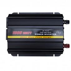 Modified Sine Wave 1000 Watt Power Inverter