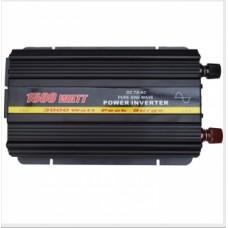 Modified Sine Wave 1500 Watt Power Inverter