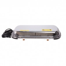 12-24v Car Van Truck Amber Orange LED Light Bar 2 Bolt Mount