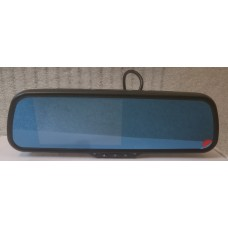 "ParkSafe Reversing Mirror 5"" Touch Screen Sat Nav Accident Camera 1080p BT"