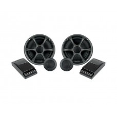 """Phoenix Gold RX65CS 6.5"""" 17cm 2 Way Car component speakers with crossovers"""