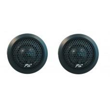 Phoenix Gold ELITE CS1T Elite Series Car Audio 25mm Silk Dome Tweeters 100w RMS