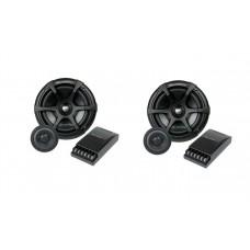 "Phoenix Gold SX5CS SX Series 5.25"" Component Car Audio Speaker 125w RMS"