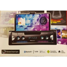 Pioneer SPH-10BT Single Din bluetooth car stereo USB BT Apple car play Android