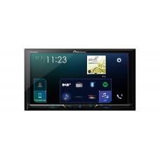 "Pioneer SPH-DA230DAB 7"" Apple CarPlay Android Auto GPS DAB Bluetooth USB"
