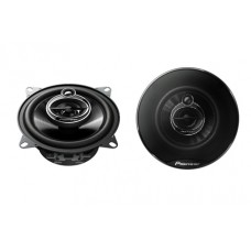 "PIONEER TS-G1033i 4"" Inch 100mm 10cm 3-Way Coaxial Car Door Speakers, 210W"