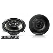 "Pioneer TS-G1322i 13cm 5.25"" 2 way Coaxial Car Speakers 1 pair 210w inc grilles"
