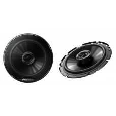 "Pioneer TS-G1732i 17cm 6.5"" 2 way Coaxial Car Speakers 1 pair 240w inc grilles"