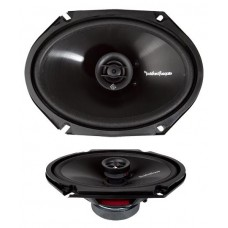 "Rockford Fosgate Prime R1682 6""x8"" Coaxial Speakers 1 pair 100w"