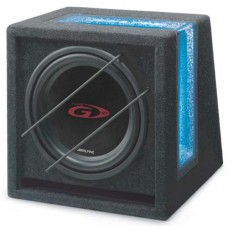 Alpine SBG-1044BR 10-Inch Sub in Bass Reflex Enclosure