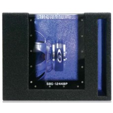 Alpine SBG-1244BP 12-Inch Sub in Band Pass Enclosure