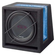 Alpine SBG-1244BR 12-Inch Sub in Bass Reflex Enclosure