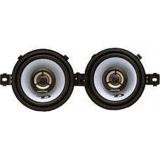 "Alpine SXE-0825S 3-1/2"" (8.6cm) Coaxial 2-Way Speaker"