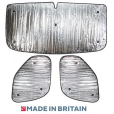 Summit Luxury Internal Thermal Blinds For Citroen Relay 2006 Onwards 3 Piece