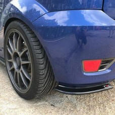 TRC Triple R Composites Ford Fiesta MK6 ST150 Rear Spats