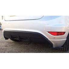 TRC Triple R Composites Ford Fiesta MK7 Zetec S Rear Spats