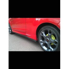TRC Triple R Composites Ford Fiesta MK7 Zetec S Side Skirt Extensions