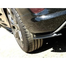 TRC Triple R Composites Ford Fiesta MK8 ST-Line Rear Spats