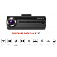 Thinkware F200 Front Dash Cam With Impact G Sensor Wifi 1080p Hardwire