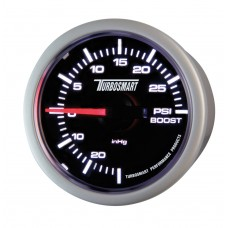 Turbosmart 52mm Mechanical Boost Gauge 0-30 psi