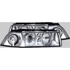 BMW 3 series E36 chrome design angel eye headlights
