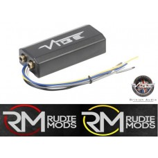 Vibe Radio Stereo Line Level Output 80W Amplifier Converter 6-1 CLLOC-V7