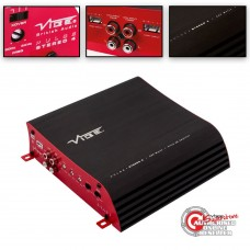 Vibe Pulse Stereo 2 Channel Car Audio Amplifier 2x 50w RMS - 300w Max